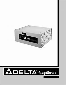 Delta Air Cleaner Ap200 User Guide