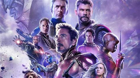 Avengers: Endgame Gets New Russian And Chinese Posters ...