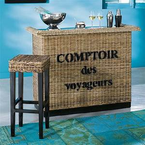 Meuble Bar Maison Du Monde : meuble de bar zanzibar maisons du monde pickture ~ Nature-et-papiers.com Idées de Décoration