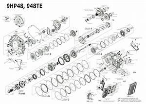 Zf9hp48 Transmission Scheme Diagram