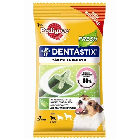 pedigree denta stix fresh