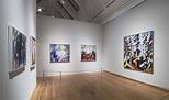 Künstler und Propheten, ein Blick in die Ausstellung ...