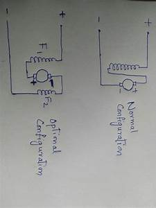 Why Does A Dc Series Motor Have A Only One Field Winding