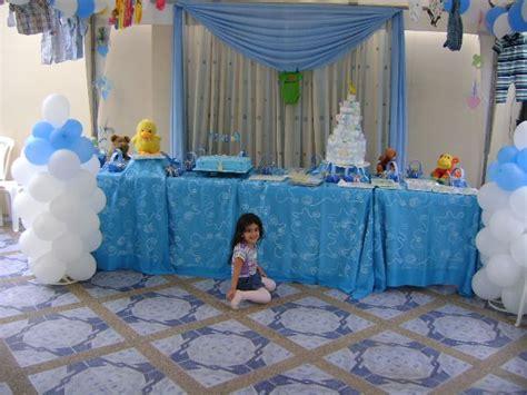 decoracion de mesa para baby shower baby shower decorations globos decoracion de mesa