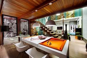 Crazy Casa Cor With Ephemereal Interior Design