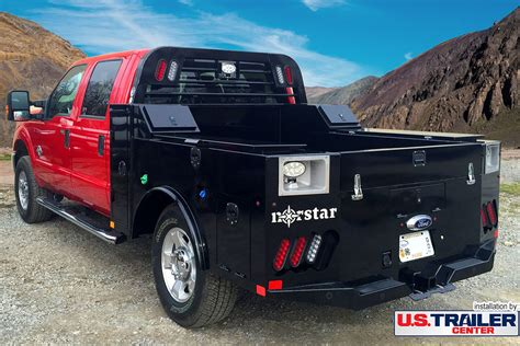 Norstar Sd Service Truck Bed