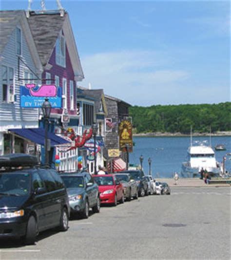 maines top  towns top vacation spots visit maine