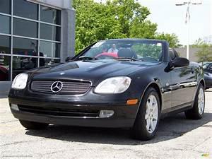 Mercedes Benz Slk 230 Kompressor 1998 : 1998 mercedes benz slk 230 kompressor roadster in black ~ Jslefanu.com Haus und Dekorationen
