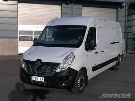 Prix Renault Master