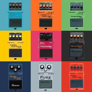 What Type Of Guitar Effects Pedals Do You Need
