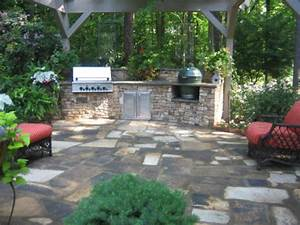 Ideas For Outdoor Patio Living Spaces