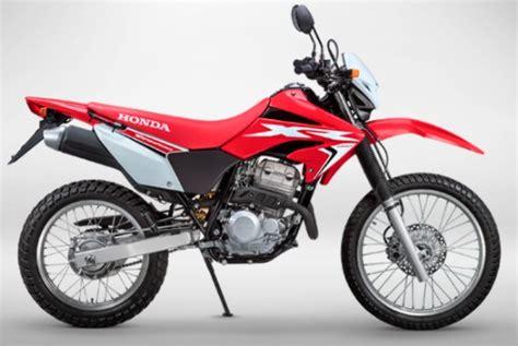 honda xr250 tornado rojo 2019 0km avant motos 266 800 en mercado libre