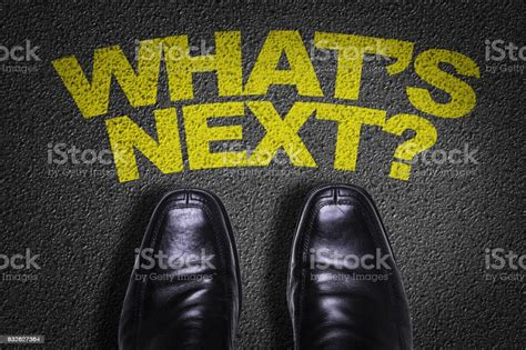 Whats Next Stock Photo - Download Image Now - iStock