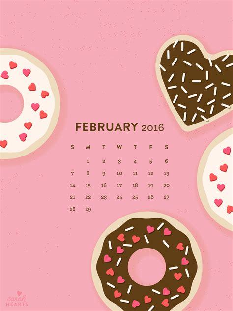 february  wallpaper calendar   kb