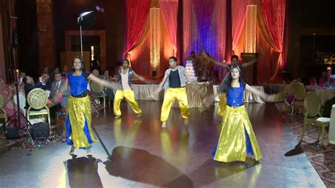 bollywood dance performance toronto indian wedding video