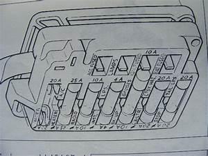 1967 Monza Fuse Block Diagram