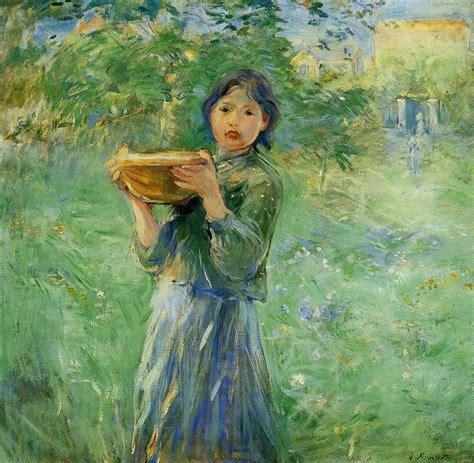 La Berthe Morisot by Where Is Ariadne Berthe Morisot
