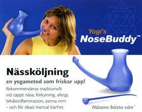 nässköljningskanna nosebuddy örtapoteket örtapoteket