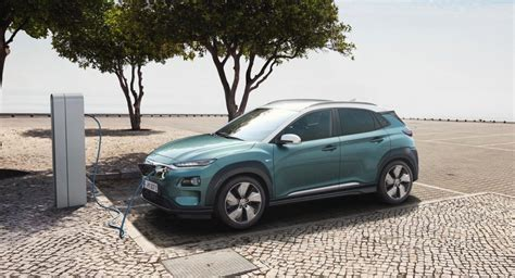 2019 Hyundai Tucson, Santa Fe And Kona Electric Head To