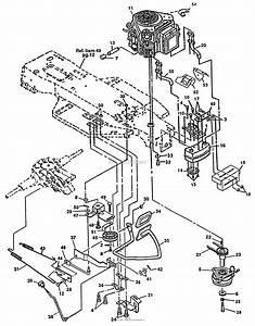 Husqvarna 4140 H  1991 Engine