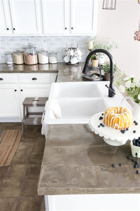 really small bathrooms modern farmhouse kitchen makeover reveal bless 39 er house