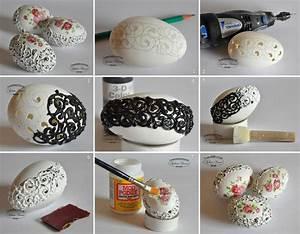 DIY Easter Egg Decoration DIY Projects UsefulDIY com