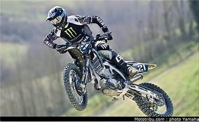 Yamaha Monster Energy Mx Cross Team Hq