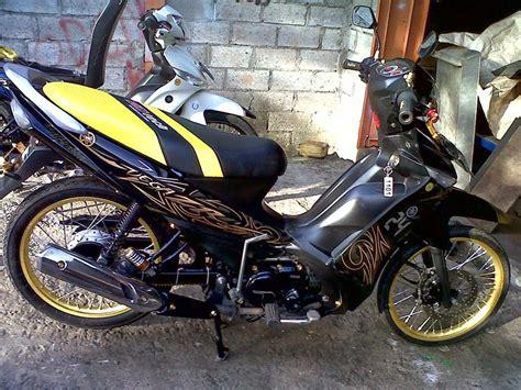 Motor Zr by Kumpulan Photo Modifikasi Motor Yamaha Zr