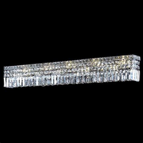 Elegant Lighting 2032W44C/EC Crystal Maxime 44 In. Vanity