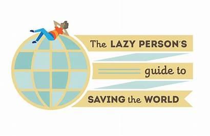 Guide Lazy Person Un Saving Action Sdgs