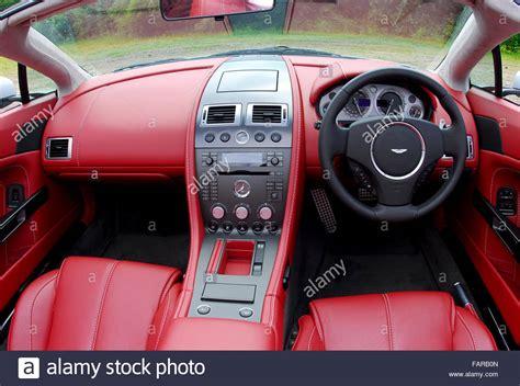 2007 Aston Martin Vantage Convertible Super Car Red