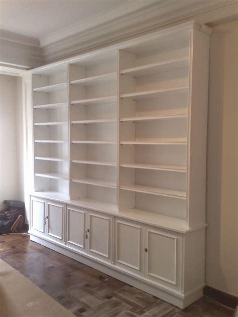 librerias  medida en madrid muebles de madera fabritecma