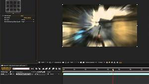 Como hacer el efecto Zoom / Zoom Effect | Radial Blur ...
