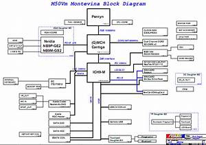 Asus M50 Series M50vm Schematic Diagram  U2013 Laptop Schematic