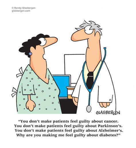 diabetes cartoons glasbergen cartoon service