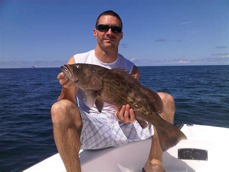 grouper gulf fishing bass friends brandon florida
