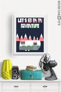 FREE Printable Camping Wall Art