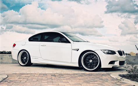 White Cars Engines Vehicles Supercars Tuning Wheels Bmw M3