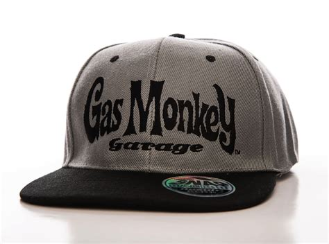 gas monkey garage hats gas monkey garage logo snapback cap