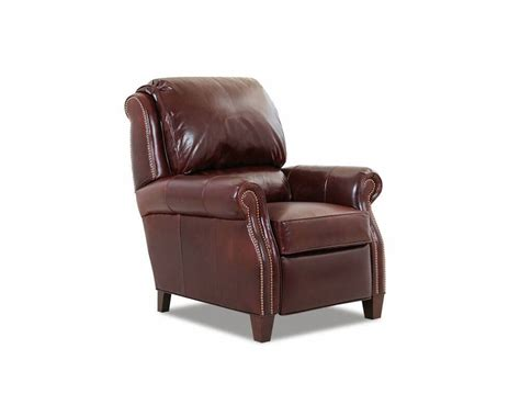 leather chair made reclining leather chair martin cl701
