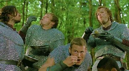 Knights Arthur Merlin Funny Camelot Gwaine Percival