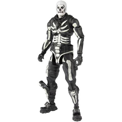 mcfarlane toys fortnite skull trooper figure merchandise