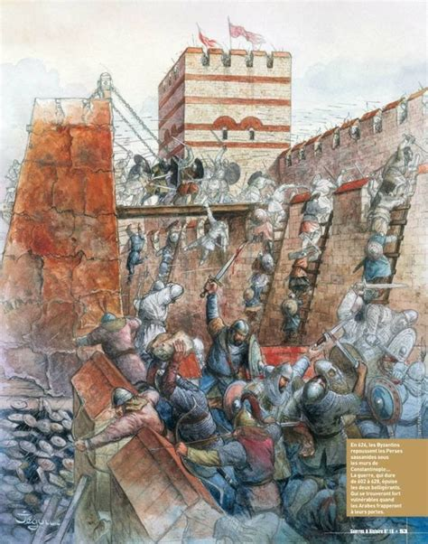 constantinople siege avars siege of constantinople 626 ad ancient ages