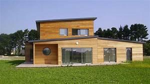 Maison écologique En Kit : construction maison en bois a vaut le coup maisons bebium ~ Dode.kayakingforconservation.com Idées de Décoration