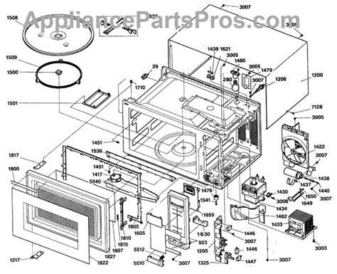 Ge Side By Side Wiring Diagram by Ge 31 1433 A Wiring Diagram Schematic Appliancepartspros