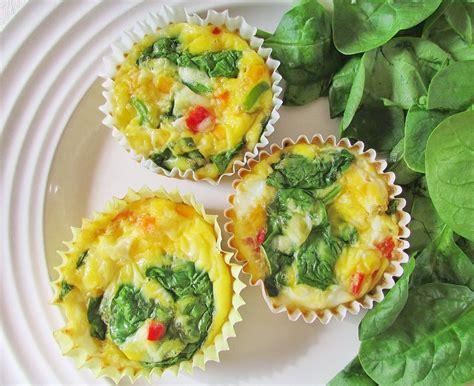 egg frittata muffins  skinny chicks cookbook