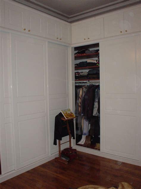 porte placard chambre placard de chambre sur mesure faire un dressing à