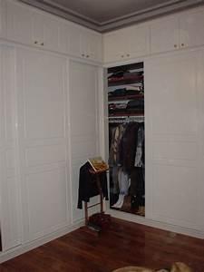 Faire Dressing Dans Une Chambre : faire un placard dans une chambre 15022 ~ Premium-room.com Idées de Décoration