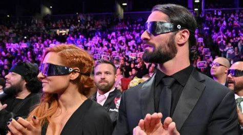 twitter reacts  seth rollins  becky lynch confirming
