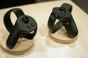 Touch and Oculus Rift Controller
